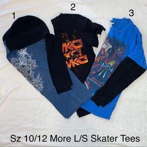 **SALE** Lot of 3 Boy's Shirts Size 10/12
